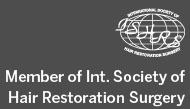חבר בארגון השתלות השיער הכירורגיות הבינלאומי