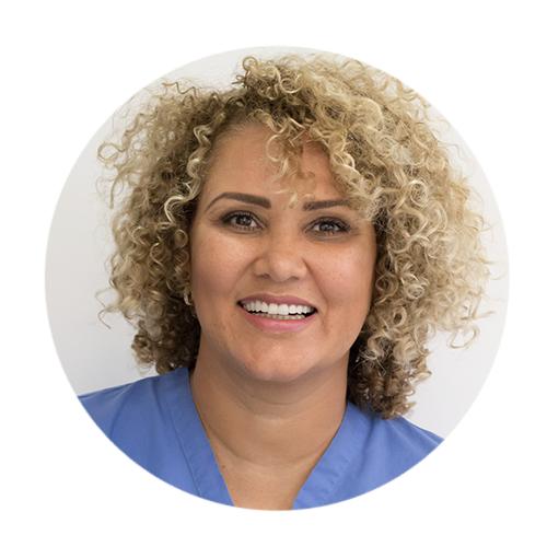 Adriana Toueg Hair Transplant Technician